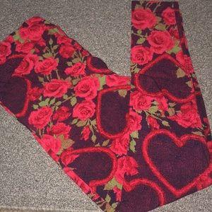 LuLaRoe Valentines ❤️ Leggings